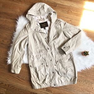 COACH casual trench coat